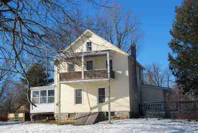 Alburgh Single Family Home For Sale: 35 East Alburgh Road