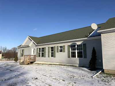 South Hero Single Family Home For Sale: 28 Ferry Road