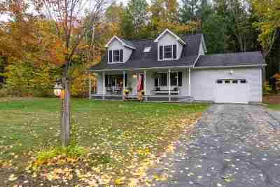 Georgia Single Family Home For Sale: 387 Austin Road