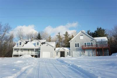 Chittenden County Single Family Home For Sale: 1207 Moody Road