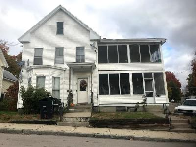 Nashua Multi Family Home For Sale: 32 Summer Street