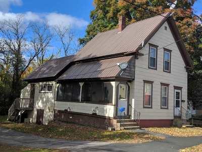 Laconia Single Family Home For Sale: 33 Adams Street