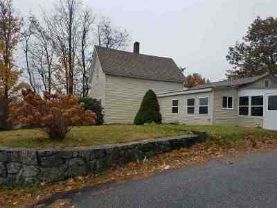 Hillsborough Single Family Home Active Under Contract: 18 Bible Hill Road