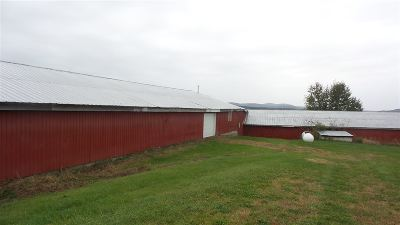 Fairfax VT Commercial Sold: $237,800