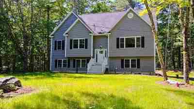 Barrington Single Family Home For Sale: 727 Washington Street