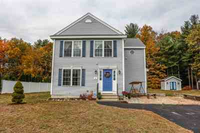 Concord Single Family Home For Sale: 49 Taylor Lane