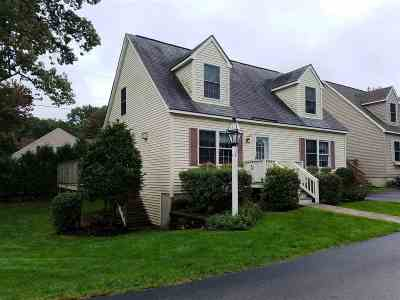 Hampton Single Family Home For Sale: 50 Acadia Avenue #8