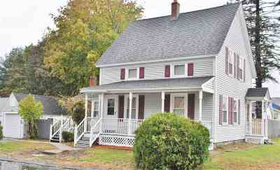 Nashua Single Family Home Active Under Contract: 144 Amherst Street