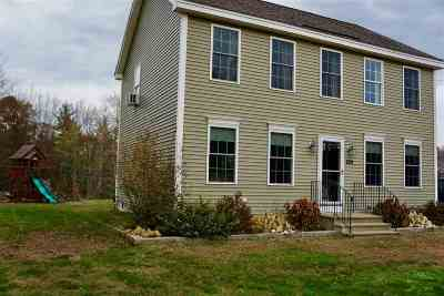 Epsom NH Single Family Home For Sale: $289,900