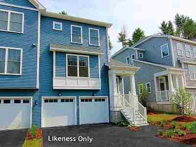 South Burlington Condo/Townhouse For Sale: 286 O'brien Farm Road