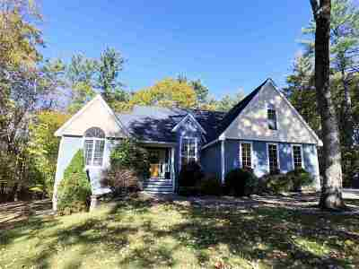 Barrington Single Family Home For Sale: 600 Scruton Pond Road