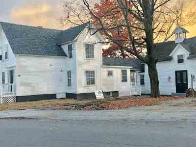 Manchester Single Family Home For Sale: 80 Milford Street #8