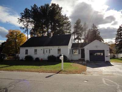 Milford Single Family Home Active Under Contract: 15 Spruce Street