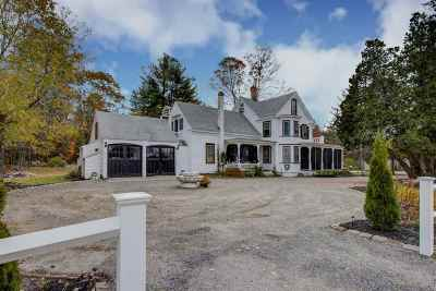 Brentwood Single Family Home For Sale: 399 South Road
