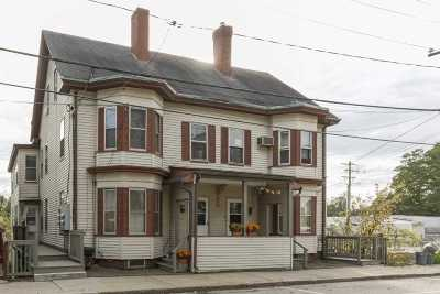 Dover Multi Family Home For Sale: 32 34 Second Street