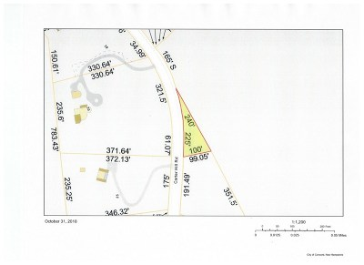Concord Residential Lots & Land For Sale: Carter Hill Road