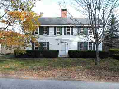 Single Family Home For Sale: 1050 Murray Hill Road