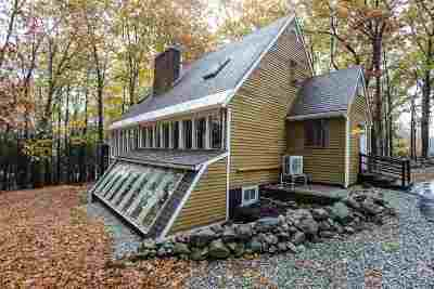 Auburn Single Family Home Active Under Contract: 168 Appletree Road