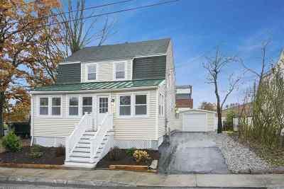 Nashua Single Family Home For Sale: 21 Chautauqua Avenue