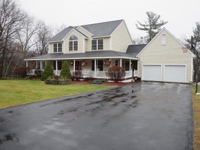 Windham Single Family Home For Sale: 22 Bear Hill Road