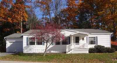 Laconia Single Family Home For Sale: 248 Wellington Drive