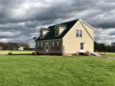 Addison County Single Family Home For Sale: 165 Vt Route 22a