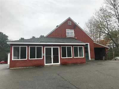 Belknap County Multi Family Home For Sale: 28 Daniel Webster Highway