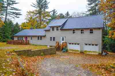 Gilford Single Family Home Active Under Contract: 16 Cat Path