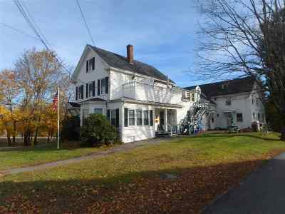 Newmarket Multi Family Home Active Under Contract: 193 South Main Street