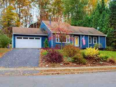 Essex Single Family Home Active Under Contract: 5 Corduroy Road