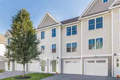 Manchester Single Family Home For Sale: 24 Hartshorn Way