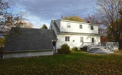 Shelburne Single Family Home Active Under Contract: 87 Hillside Terrace