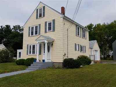 Nashua Single Family Home For Sale: 5 Blue Hill Avenue Avenue