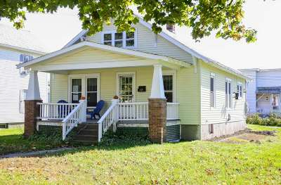 Poultney Single Family Home For Sale: 135 Church Street
