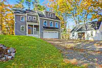 Rye Single Family Home For Sale: 51 Brackett Road