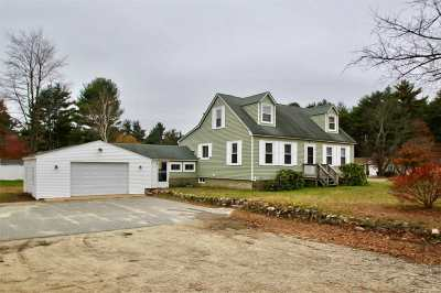 Goffstown Commercial For Sale: 508 Mast Road