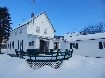 Addison County Single Family Home For Sale: 37 Virgin Avenue