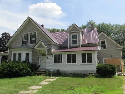 Woodstock Multi Family Home For Sale: 1113 Daniel Webster Highway