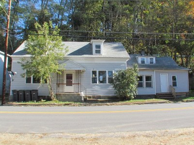 Hooksett Single Family Home For Sale: 52 Merrimack Street