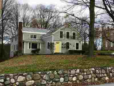 Poultney Single Family Home For Sale: 113 East Main Street