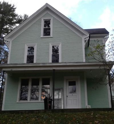 Whitefield Single Family Home For Sale: 34 Spring Street
