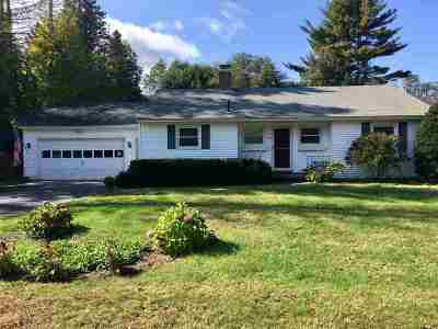 Merrimack County Single Family Home For Sale: 278 South Street