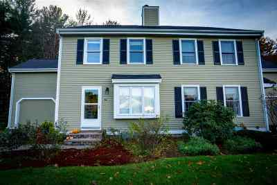 Milford Condo/Townhouse Active Under Contract: 84 Great Brook Road