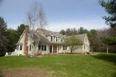 North Hampton Single Family Home For Sale: 7 Red Fox Road