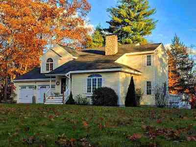 Single Family Home For Sale: 27 Cross Country Lane