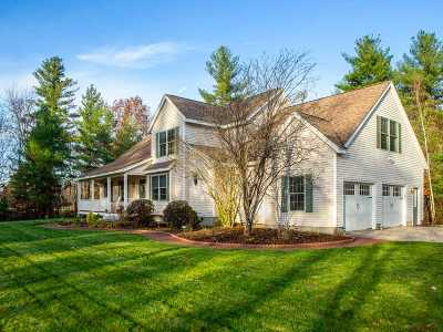 Milford Single Family Home For Sale: 268 Federal Hill Road