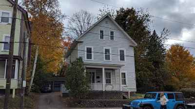 Laconia Multi Family Home For Sale: 20 Jewett Street