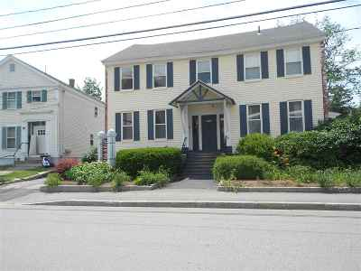 Concord Commercial Lease For Lease: 3 N Spring Street #201