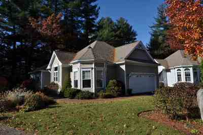 Nashua NH Single Family Home For Sale: $379,900