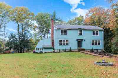 Strafford County Single Family Home For Sale: 1 Granger Drive